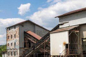 historische Industrieanlage 3
