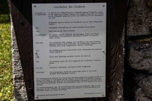 Info-Tafel Neukirch