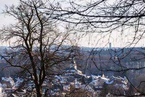 Blick auf Bad Marienberg