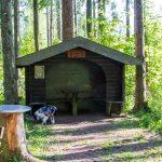 Schutzhütte Hasenbahnhof